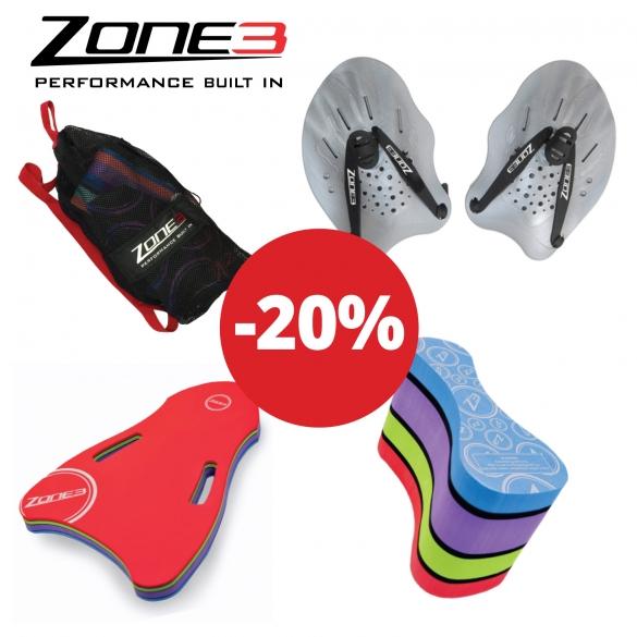 Zone3 Zwemtraining voordeel pakket  ZOZWPAK