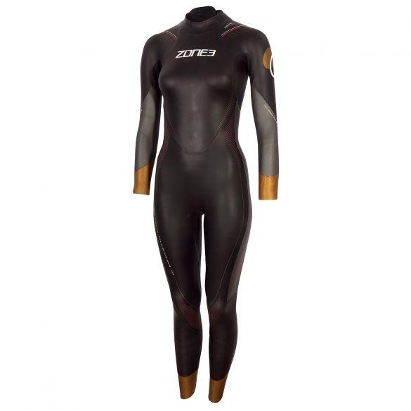 Zone3 Aspire thermal fullsleeve wetsuit dames  WS20WTHRM101