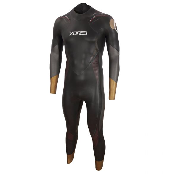 Zone3 Aspire thermal fullsleeve wetsuit heren  WS20MTHRM101