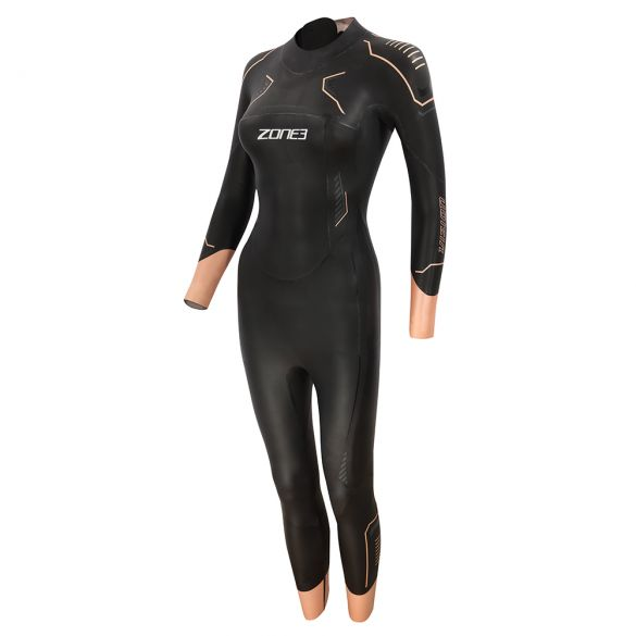 Zone3 Vision lange mouw wetsuit dames  WS21WVIS101